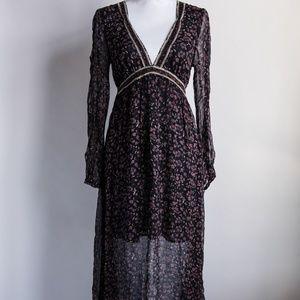 BRAND NEW: Ecote Flowy Dress (Size S)